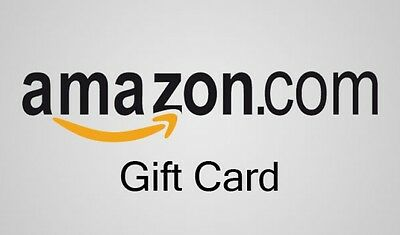$50 Amazon Gift Card (e-mail delivery)