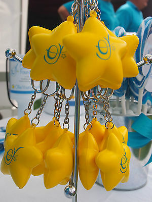Official Ollie Young Foundation Keyrings - help fund brain tumour research!