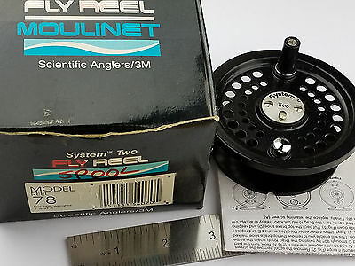 Scientific Anglers 78 System Two Fly Reel SPOOL Reel Part