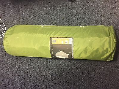 Quechua T2 2 Man Tent 2 or 3 Person Green