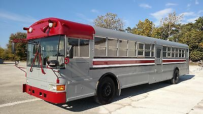 Ohio State Party Bus, Camper