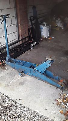 Epco 10 Tonne Trolley Jack Serviced