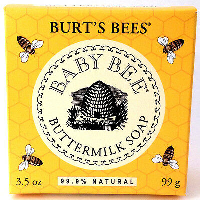 Burt's Bees Baby Bee Buttermilk Hypo-Allergenic French-Milled Bar Soap - 118705