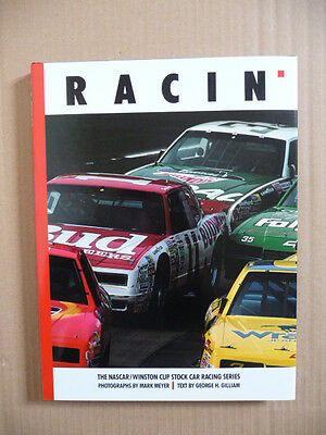 Great book on NASCAR.  1987 and 1988 races.