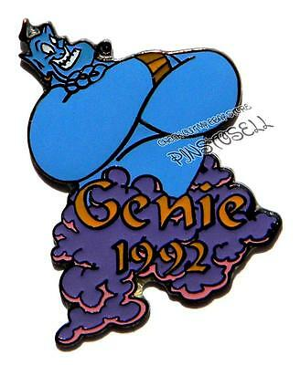 GENIE from ALADDIN COUNTDOWN to the MILLENNIUM DISNEY PIN #32