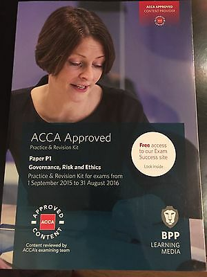 ACCA P1 Practice and Revision Kit