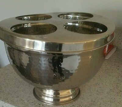 john lewis hammered drinks bucket with lid