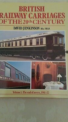British railway carriages of the 20th century