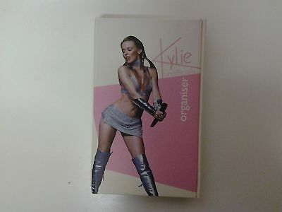 Kylie Minogue Organiser - Diary, Notes & Address Book
