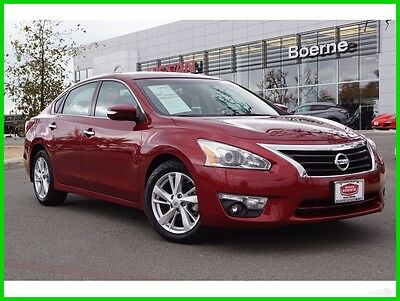 2013 Nissan Altima 2.5 SV 2013 2.5 SV Used Certified 2.5L I4 16V Automatic FWD Sedan