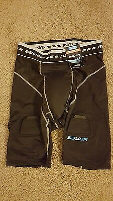 Bauer Core compression hockey jock - medium