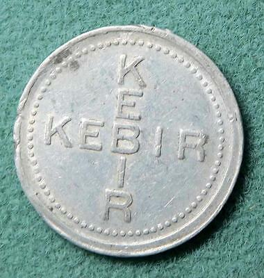 France Advertising token jeton  Kebir  Algeria wine Aluminium