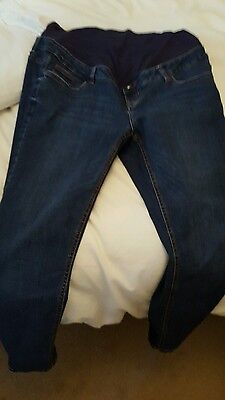 New Look Maternity skinny jeans size 16