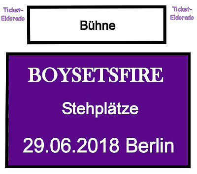 Robbie Williams Prag Prague Front of Stage Tickets Karten 19.08.2017 s. Berlin