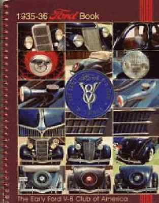 1935-1936 Ford Book