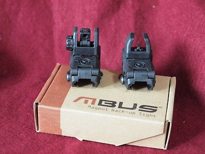 Brand New Elements Mbus PTS Replica For AEG GBB Airsoft Black