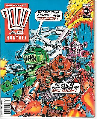 Best of 2000 AD Monthly #71 (1991) RoBusters