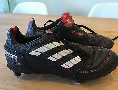 Adidas Children's Predator Football Boots Size 1