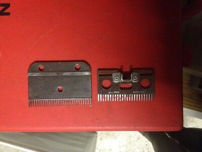 Liveryman clipper blades to fit arena plus model A2