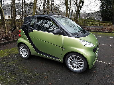 Smart For Two 2011 Passion Mhd Full Auto Or Manual Convertible