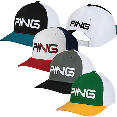 Ping Structured Adjustable 164 Hat Golf Mens Cap - New 2017 - Pick Your Color!!!
