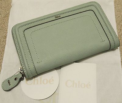 Chloe Leather  Wallet Purse  Authentic & MADE IN ITALY New