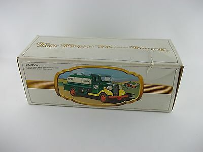 Vintage 1980 Hess Gasoline Toy Truck with Working Lights, Battery-Operated, New