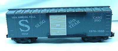 1990 Fall S-Fest Box Car 15th annual...KNUCKLE TRUCKS