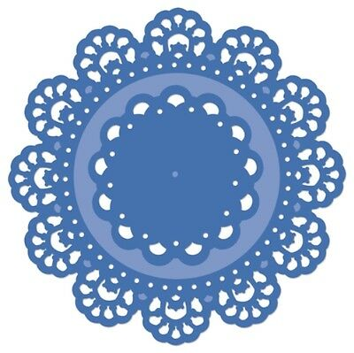 Kaisercraft Decorative Die - Doily/Doilie - for use in most cutting systems