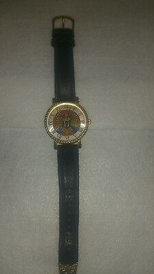 FRANKLIN MINT EAGLE WATCH - Pride of the South Watch -