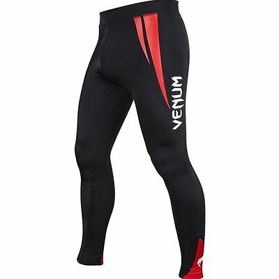 Venum Challenger Compression Spats - Black/Red