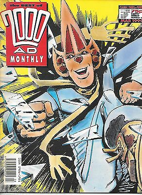 Best of 2000 AD Monthly #54 (1990) Ace Trucking Company - three complete strips