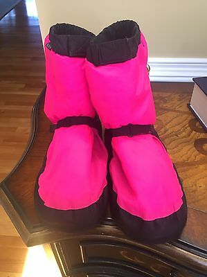 Bloch Booties Size Small Great Condition