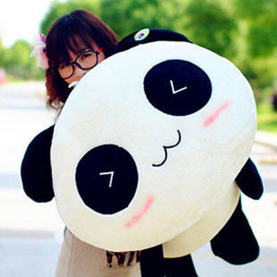 Stuffed Doll Giant Prone Lie Panda Pillow Plush Toys Presents Home Decor Kid