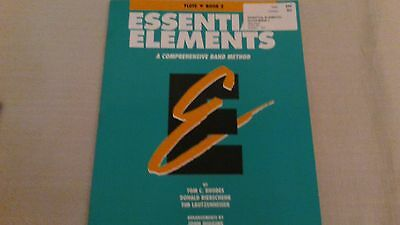 Essential elements flute