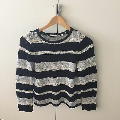 Marcs Knit Cable Jumper - Size S