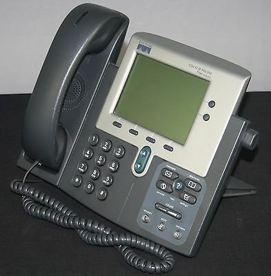 Cisco CP-7940G, 7900 Series IP business Phone with Handset and Stand, 7940 #A25