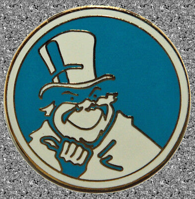DISNEY Pin - Haunted Mansion - Hitchhking Ghost Blue Phineas