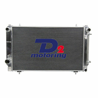 3ROW Aluminum Alloy Radiator Fits For JAGUAR XJS V12 Up To 87 Model