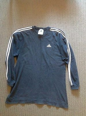 "Mens Adidas Long Sleeve Top ~ Size Small ~ Good Condition ~ ""look"""