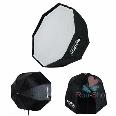 Godox 120cm Octagon Flash Studio Strobe Umbrella Softbox Diffuser Reflector【AU】