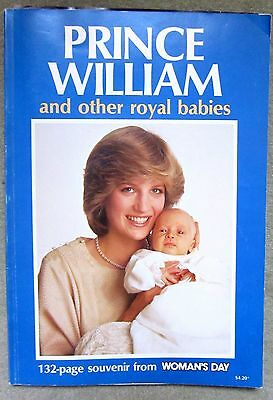 PRINCE WILLIAM and other royal babies - ( ROYALTY )