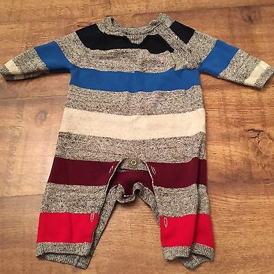 Gap knitted all in one 3-6 Months