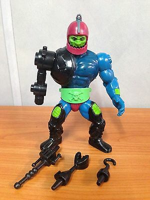 Vintage He-Man Masters of the Universe Figure- Trapjaw - 100% Complete