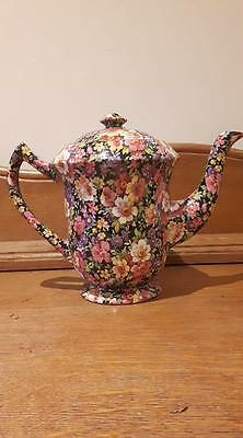 James Kent Lydia Chintz Coffee Pot Made In England