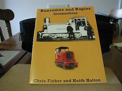 Ransomes and Rapier Locomotives
