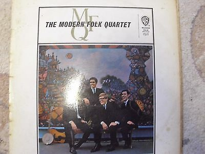 The modern folk quartet vinyl record.1963.wm 8135.12 tracks.