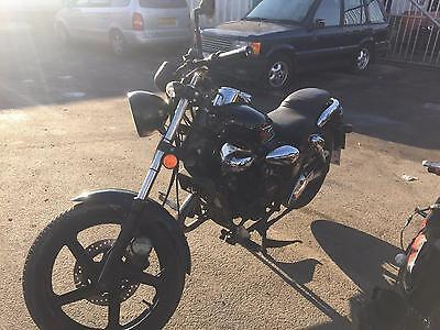 2012 Kymco Zing 2  SPARES OR REPAIRS