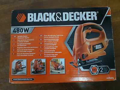 Seghetto alternativo pendolare Black & Decker KS700PE