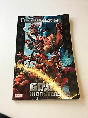Marvel The Ultimates 2 Vol 1